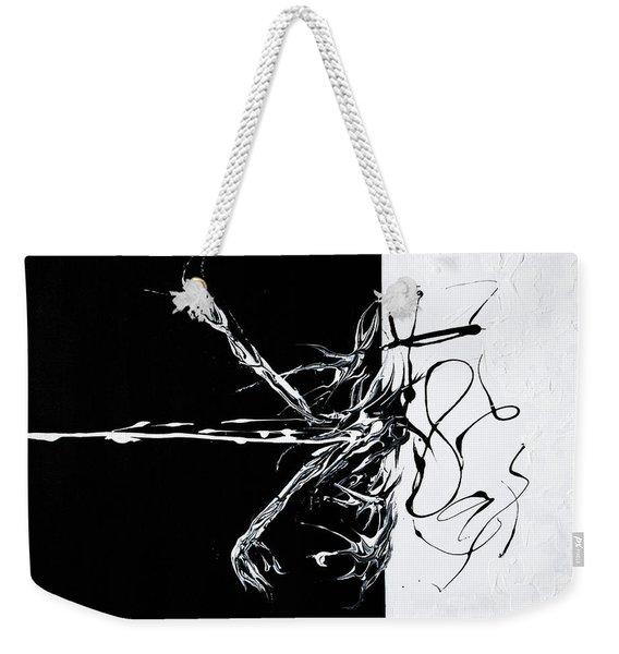 Let's Rock N Roll Weekender Tote Bag