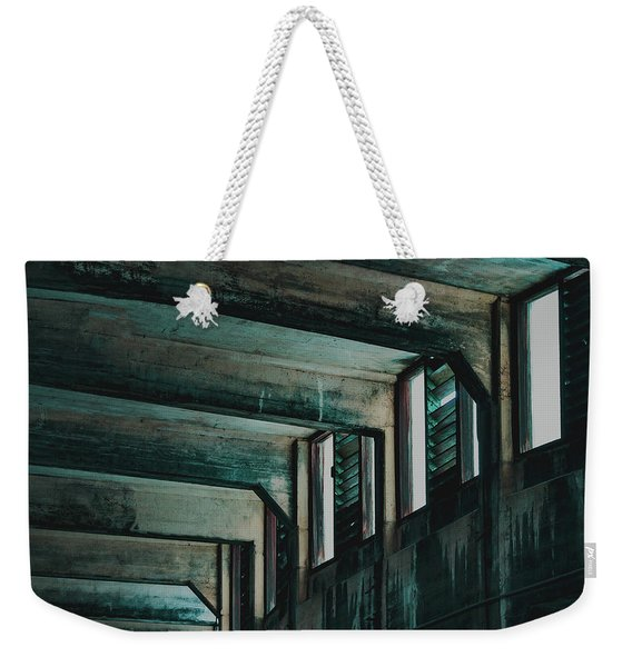 Letting In The Light Weekender Tote Bag