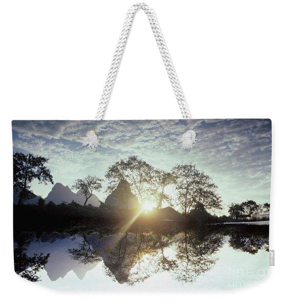 Li River Weekender Tote Bag