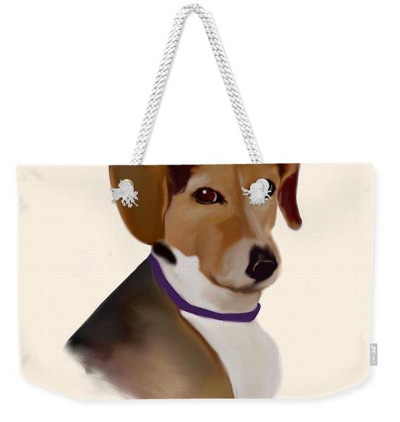 Libby Weekender Tote Bag