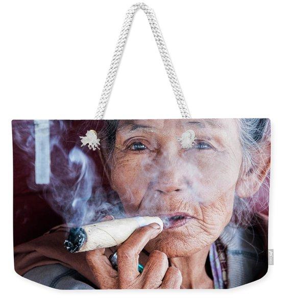 Liberated. Weekender Tote Bag