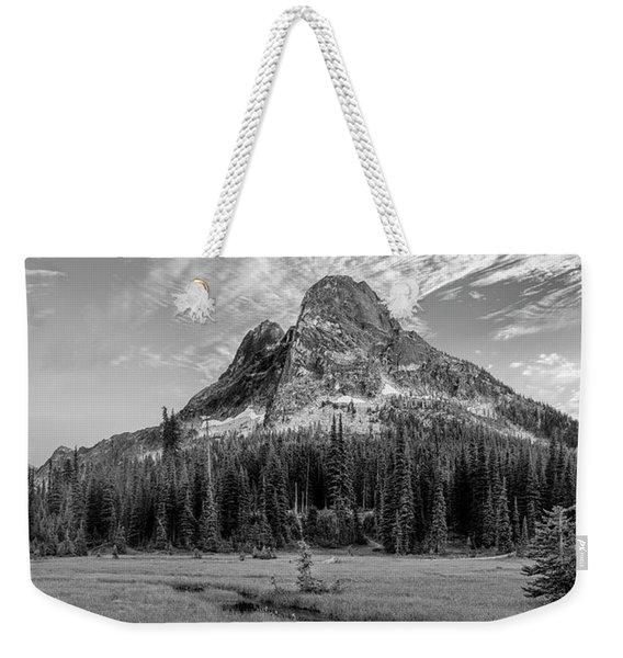Liberty Mountain At Sunset Weekender Tote Bag
