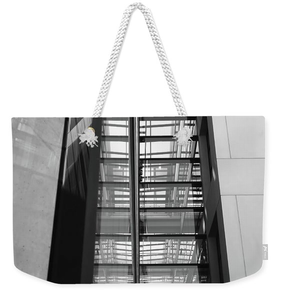 Library Skyway Weekender Tote Bag