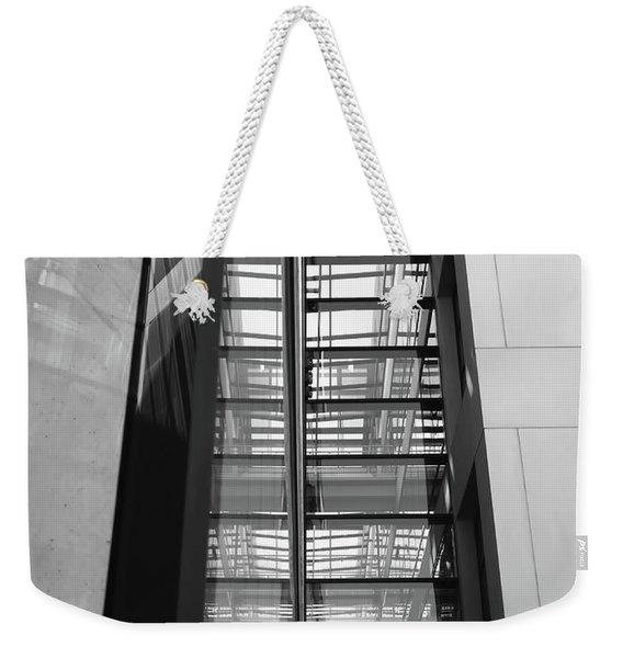 Library Skyway Weekender Tote Bag