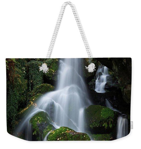Lichtenhain Waterfall Weekender Tote Bag