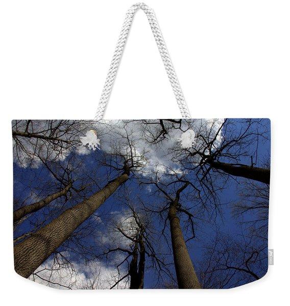 Life Above Weekender Tote Bag
