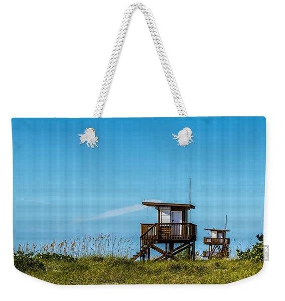 Life Guards Weekender Tote Bag