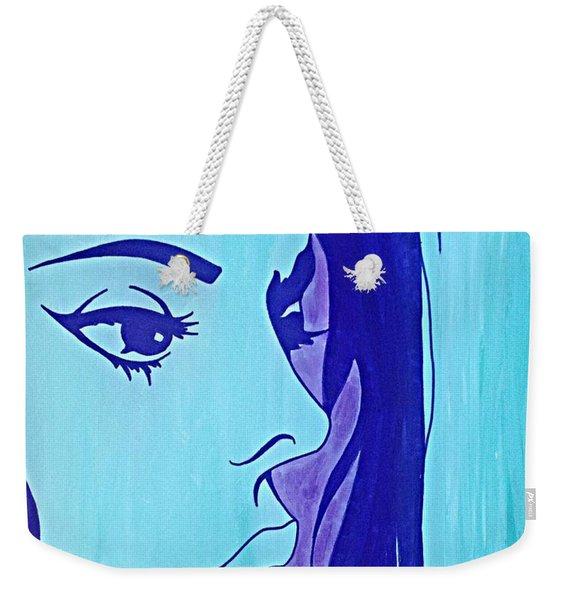 Life Imitates Art Weekender Tote Bag