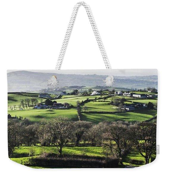 Life In Northern Ireland Weekender Tote Bag