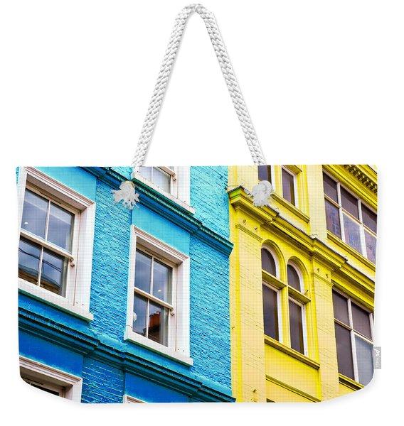 Life Is Colourful Weekender Tote Bag