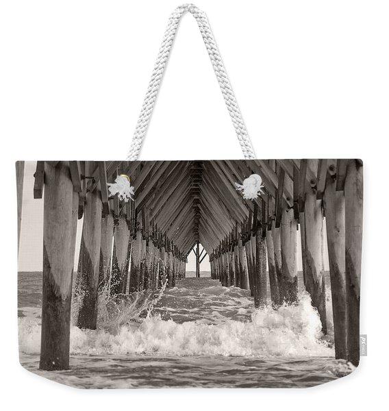 Life Is Good On Topsail Scp Weekender Tote Bag