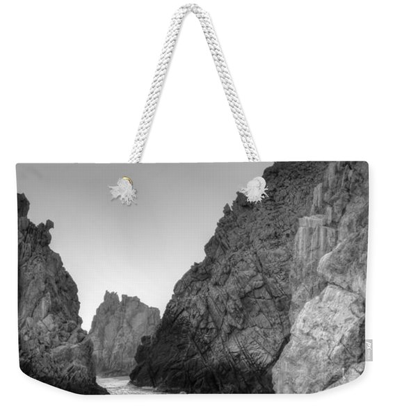 Life On The Rocks Weekender Tote Bag
