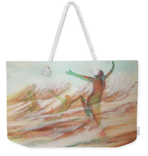 Life Transcendent Weekender Tote Bag