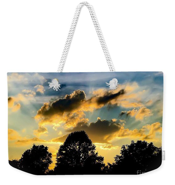 Life With Out Words Weekender Tote Bag