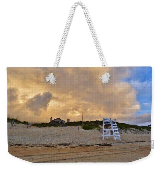 Lifeguard Stand 2016 Weekender Tote Bag