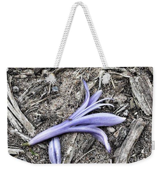 Lifeless Beauty Weekender Tote Bag