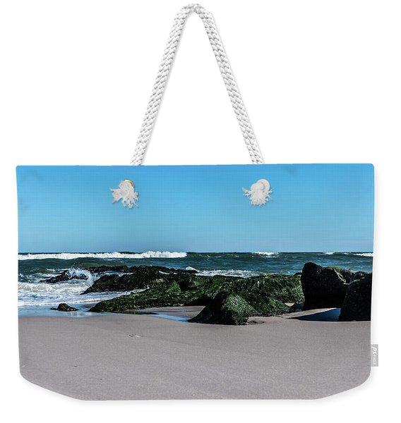 Lifes A Beach Weekender Tote Bag