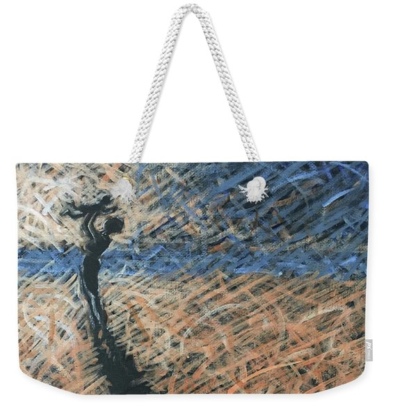 Lifting Into The Light Weekender Tote Bag