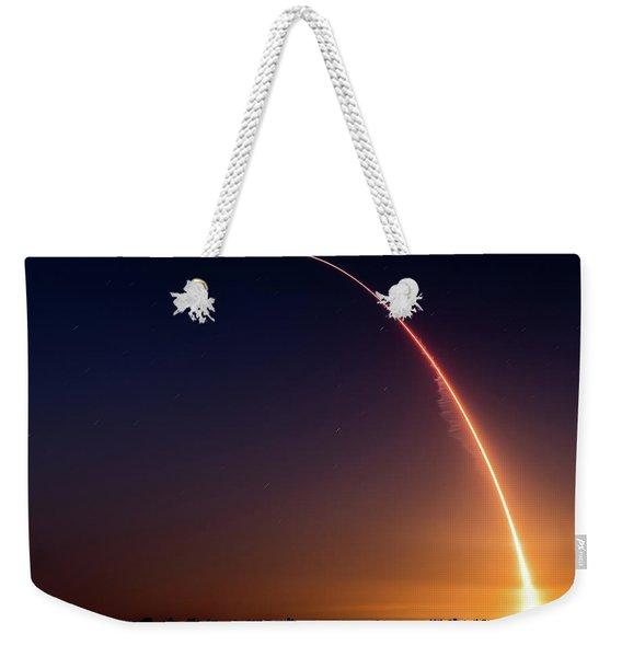 Liftoff Weekender Tote Bag