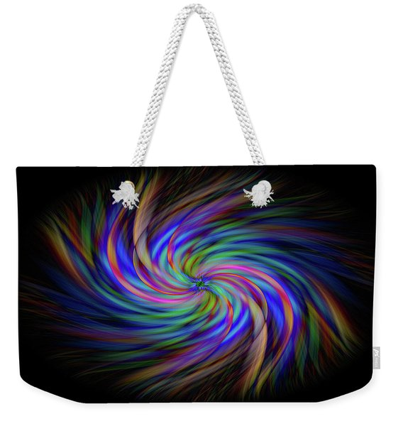 Light Abstract 2 Weekender Tote Bag
