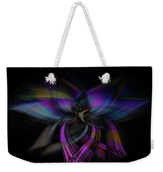 Light Abstract 4 Weekender Tote Bag