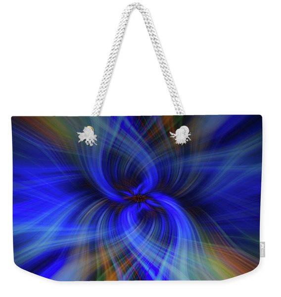 Light Abstract 7 Weekender Tote Bag
