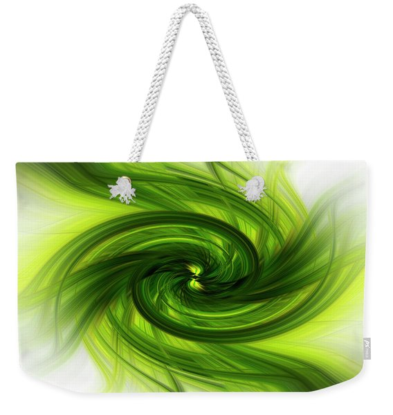 Light Abstract 8 Weekender Tote Bag