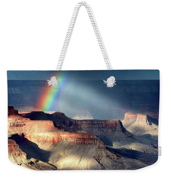 Light And Shadow 1 Weekender Tote Bag