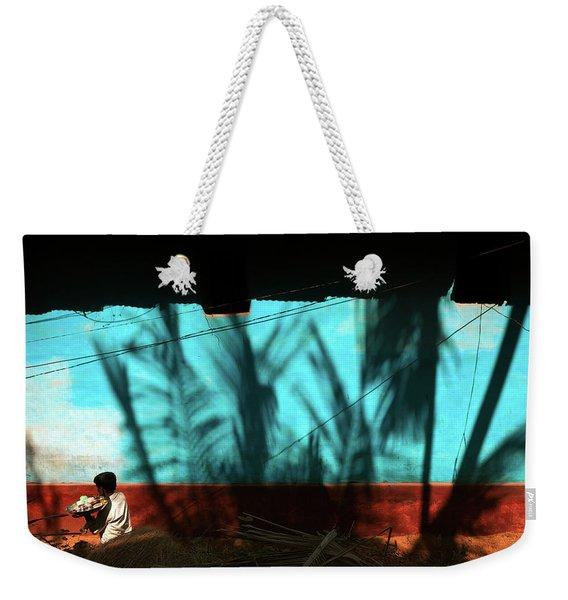 Light And Shadows Weekender Tote Bag