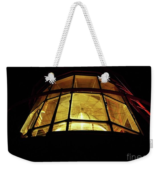 Light In The Dark Sky Weekender Tote Bag