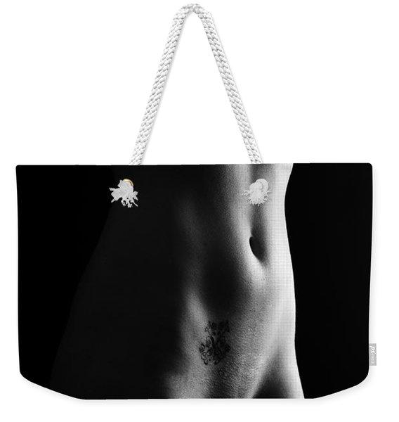 Light In Trance Weekender Tote Bag
