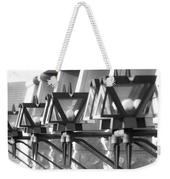 Light It Up Weekender Tote Bag