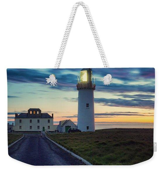Light Keeper Weekender Tote Bag