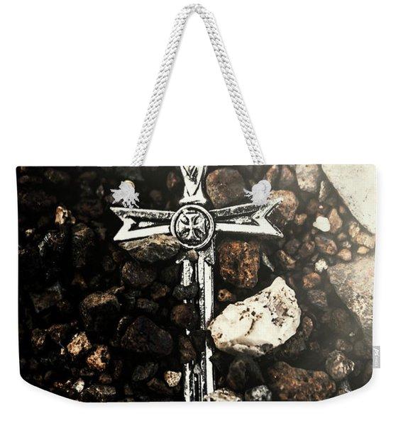 Light Of Mythology Weekender Tote Bag