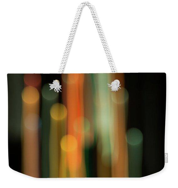 Light Painting No. 1 Weekender Tote Bag