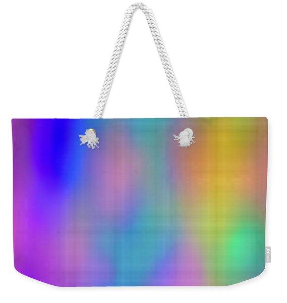 Light Painting No. 6 Weekender Tote Bag