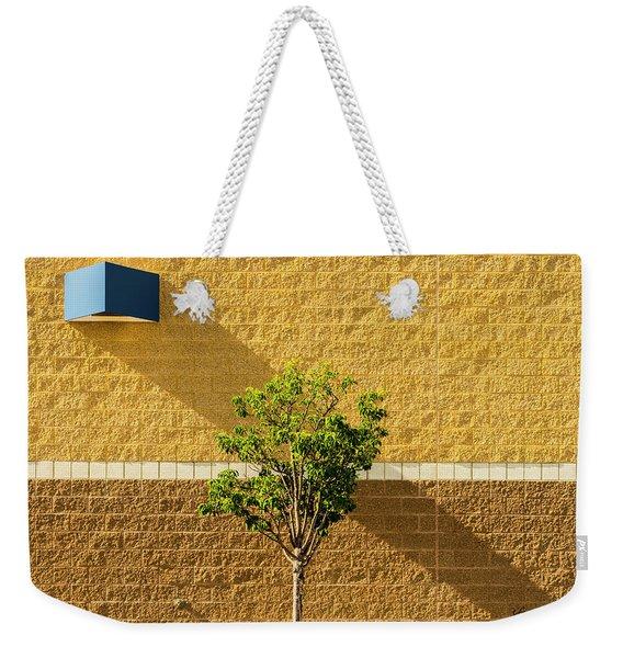 Light Stroke Weekender Tote Bag
