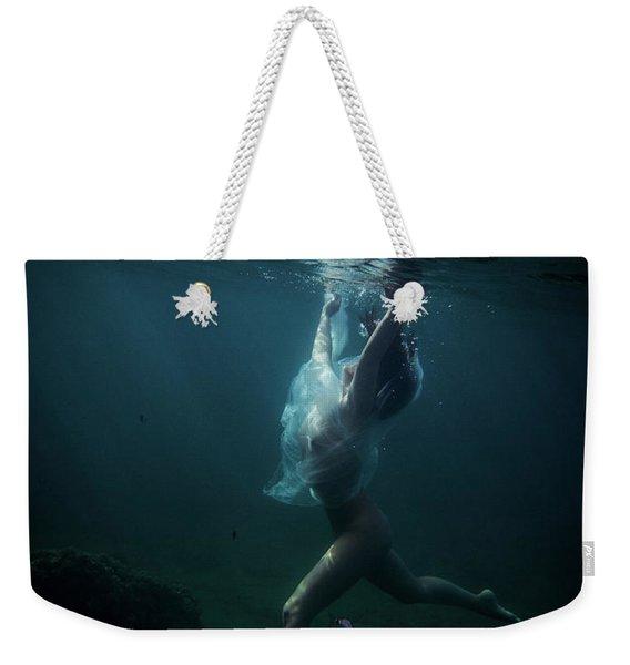 Light Suit II Weekender Tote Bag