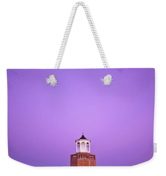 Light Switch Weekender Tote Bag