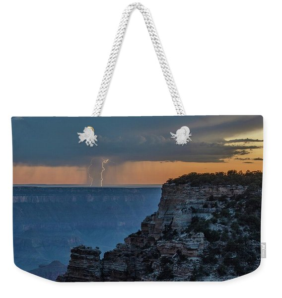Light Up The Sky Weekender Tote Bag