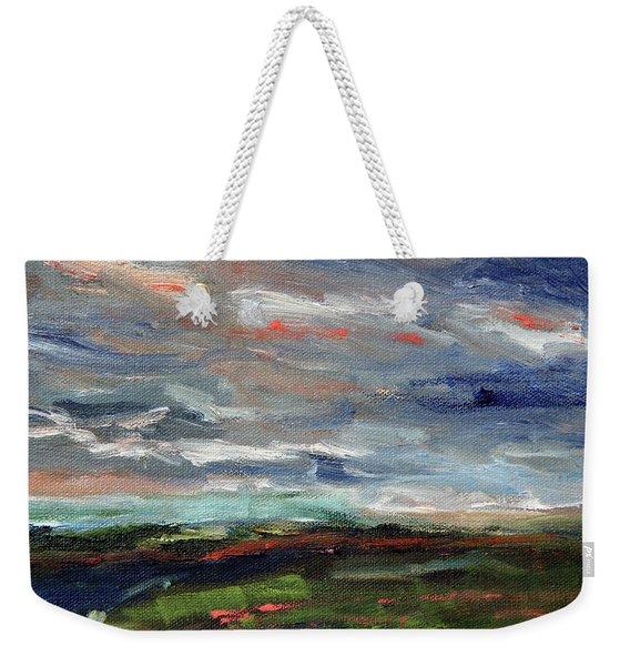 Light Upon The Marsh Weekender Tote Bag