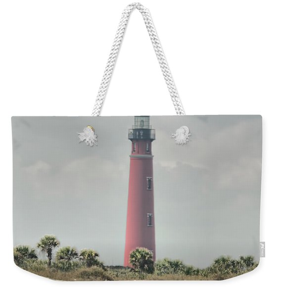 Lighthouse At Ponce Inlet Weekender Tote Bag