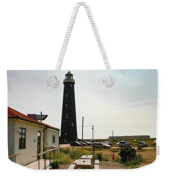 Lighthouse, Dungeness, Kent Weekender Tote Bag