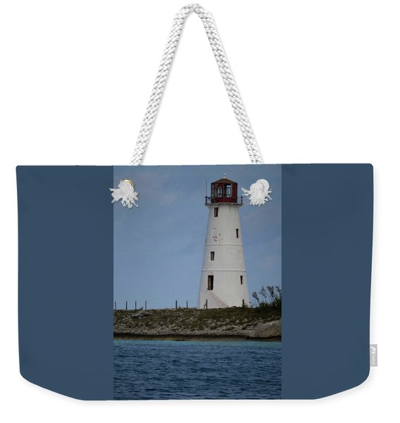 Lighthouse Watch Weekender Tote Bag