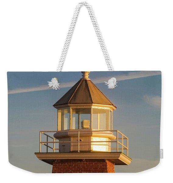 Lighthouse Wonder Weekender Tote Bag