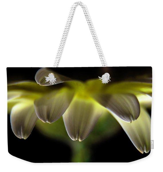 Lighting Up The Petals Weekender Tote Bag