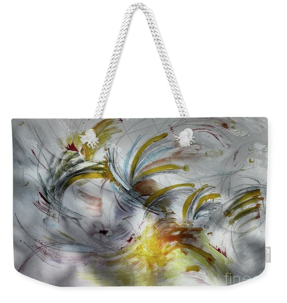 Lightness Of Being Weekender Tote Bag