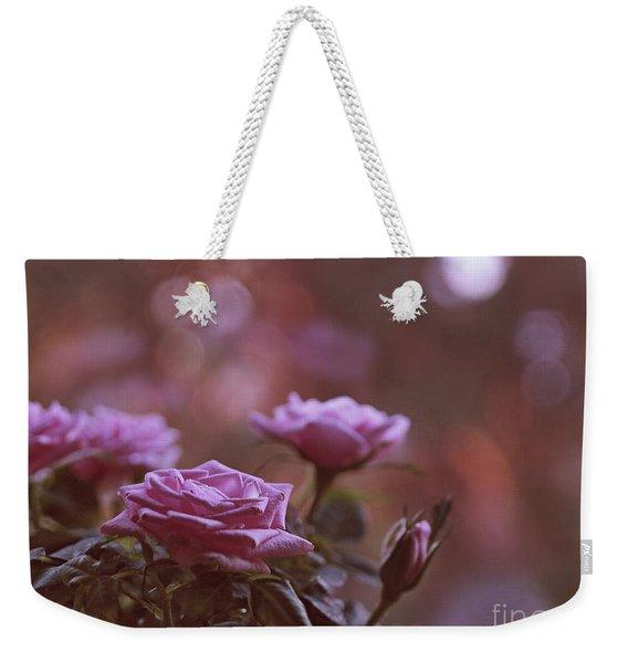 Like A Fine Rosie Of Pastels Weekender Tote Bag
