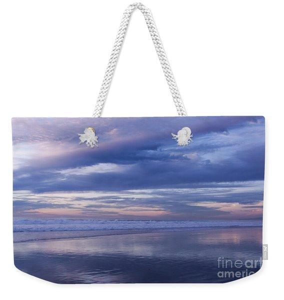 Like A Mirror Weekender Tote Bag