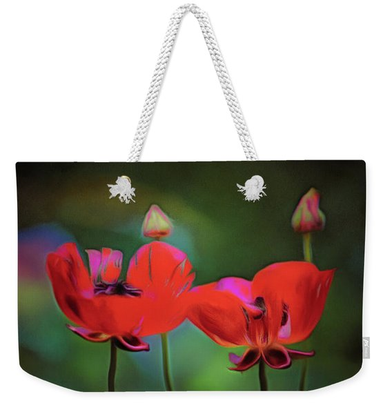 Like Anything Else, This Too Shall Pass.... Weekender Tote Bag